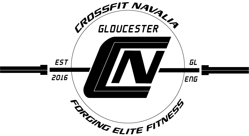 Crossfit Black LOGO